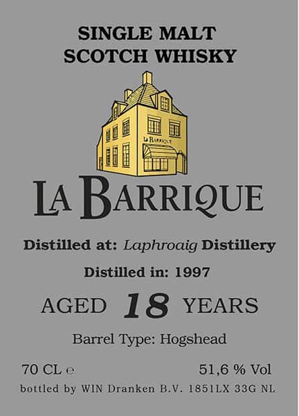 La Barrique Limited Edition